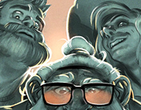 The Adventure Zone/MBMBAM Tour Poster