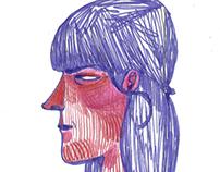 autoportet / self-portrait