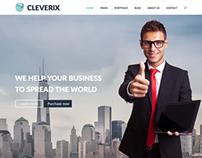 Cleverix: Corporate template