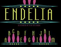 Custom Font: Endelia