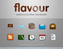 flavour webicons