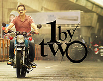 '1 by Two' Official Movie Posters