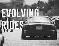 Evolving Rides 2014