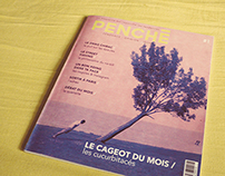 Penché  magazine