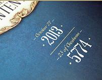 Baron Hirsch Synagogue  | Anniversary Book