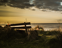 Bench Sunrise