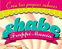 Shake Frappé - Manía