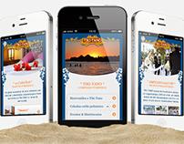 Web App Tiki-Tano