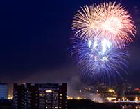 Fireworks 9.05.2014