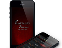 Captain Assistant for Dota 2 App
