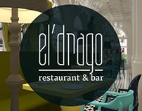 el'Drago Restaurant & Bar, Singapore