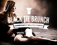 Black Tie Brunch Concept