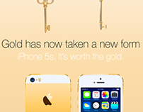 Apple Iphone 5s Ad