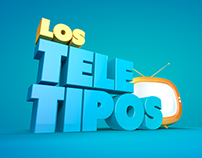 """Los Teletipos"" Tv Ident"