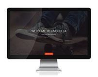 Umbrela-Html template