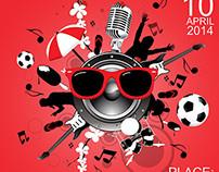 Music Event - Poster Design