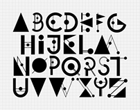 Peace by Piece Font