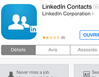 Contacts by LinkedIn