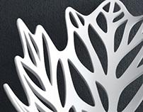 Maple-leaf Chair
