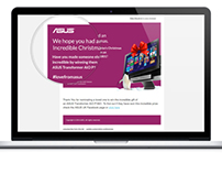 E-Shot designs - Asus, Net Communities