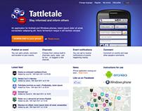Tattletale Application / Website