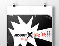 Absolute Vodka Design Contest