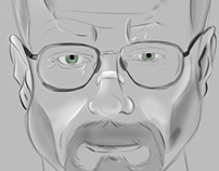 Walter White PS Draw