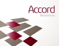 Corporate Identity for Accord Biosciences, Inc.