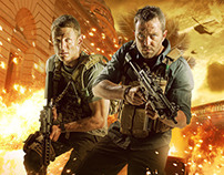 Strikeback II Iconics
