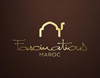 Fascinations Maroc - Logotype