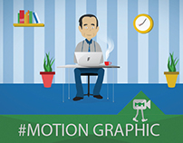 MM at work - Motion Graphic 4th project- April 2014