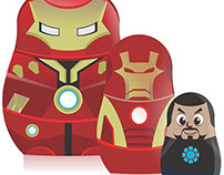 Iron Man's Russian Doll