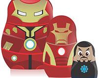 Iron Man's Russian Doll