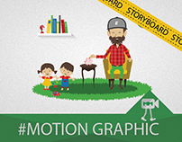 MM at Work - Motion Graphic 6th Project - Storyboard