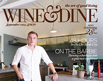 WINE&DINE September 2013 Issue