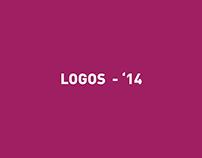 logos - '14