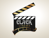 Clack Cinema - logo -