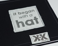 It Began with a Hat   Annual Report