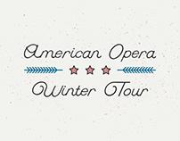 American Opera: Winter Tour
