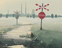 """""""Świt"""" Chemical Plant"""