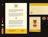 Wakanda - Logo & Characters