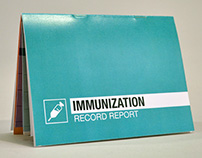 Infant Immunization Record and iPad App