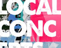 Local Concerts App