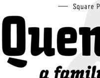 Quench (Typefamily)