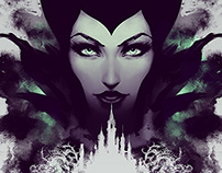 Maleficent Prints