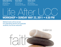Life After UCC Promotional Poster