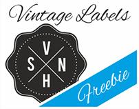 Free Vintage Labels 3