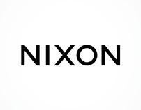 Nixon Brand Identity