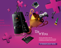 Sony Ericsson - Mobile Content Awards