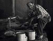Tea Making in Gujarat, India